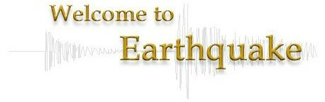 Welcome to Earthquake meteo and Disaster GUIDE